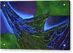 Emersion Acrylic Print by Corina Bishop