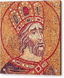 Emperor Constantine I Acrylic Print