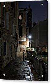 Empire Of Venetian Light Acrylic Print by Marion Galt
