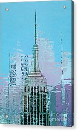 Empire State Building 1 Acrylic Print