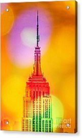 Empire State Building 6 Acrylic Print