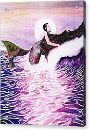 Empress Of The Sea Acrylic Print