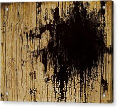 Emptiness Acrylic Print by Marlon Huynh