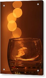 Acrylic Print featuring the photograph Empty Flows by Rima Biswas