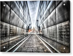 Empty Sky Memorial Acrylic Print