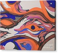 En Formation Acrylic Print