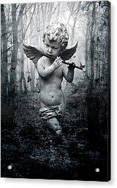 Enchant Acrylic Print by Marc Huebner