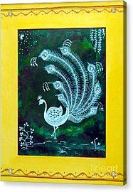 Enchanted Night II Acrylic Print