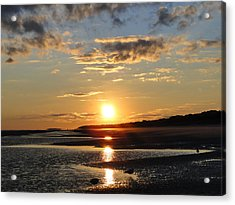 Enchanting Sunset Acrylic Print