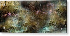 Enchantment...part The Second Acrylic Print by Phil Sadler