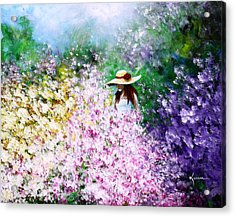 End Of May Acrylic Print by Kume Bryant