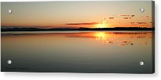 End Of The Day 01 Acrylic Print