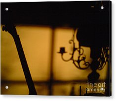 Acrylic Print featuring the photograph End Of The Day by Martin Howard