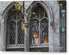 End Of The Mile Acrylic Print by Joseph Yarbrough