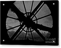 End Of Time Acrylic Print