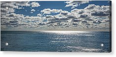 Endless Clouds I Acrylic Print by Jon Glaser