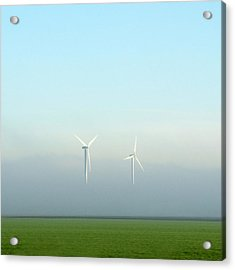 Energy Acrylic Print by Huib Limberg