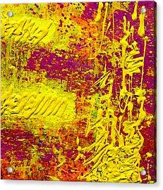 Energy Acrylic Print by John  Nolan