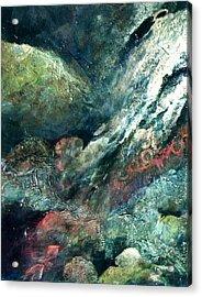 Energy Left Acrylic Print
