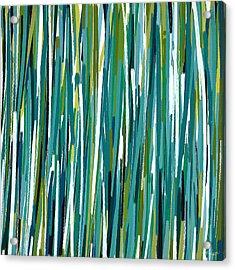 Energy Rises Acrylic Print by Lourry Legarde