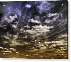 Engage Acrylic Print by Tom Druin