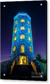 Enger After Dark Acrylic Print