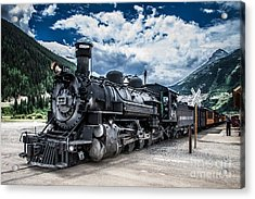Engine 481 Acrylic Print by Jim McCain
