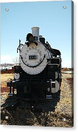 Engine 494  Acrylic Print by Jeff Swan