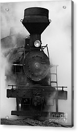 Acrylic Print featuring the photograph Engine No. 6 by Jerry Fornarotto