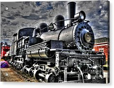 Engine No 7 Acrylic Print