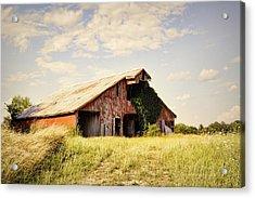 Englewood Barn Acrylic Print