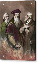 English Reformers Acrylic Print