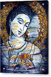Enlightened  Acrylic Print by Harsh Malik