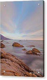 Acrylic Print featuring the photograph Enlightment by Jonathan Nguyen