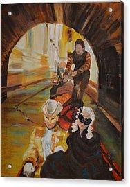 Ennui In Venice Acrylic Print