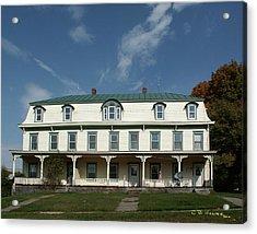 Enosburg Vermont Acrylic Print