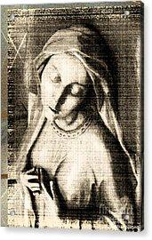 Enraptured  Acrylic Print