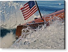 Now Is The Time To Buy Acrylic Print
