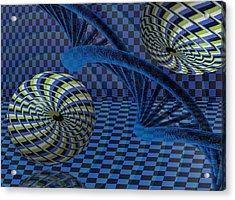 Entanglement Acrylic Print