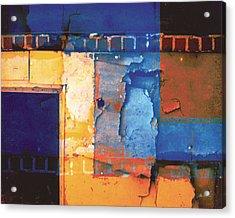 Enter Acrylic Print by The Art of Marsha Charlebois
