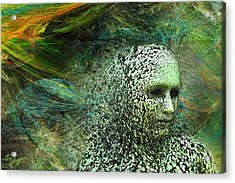 Entering A New Dimension Acrylic Print by Michael Durst