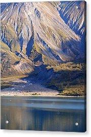 Entering Glacier Bay Alaska Acrylic Print