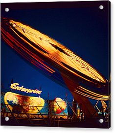Enterprise Acrylic Print by Don Spenner