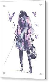 Entourage Acrylic Print