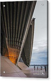Entrance To Opera House In Sydney Acrylic Print