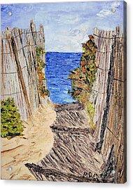Entrance To Summer Acrylic Print