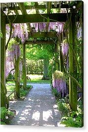 Entranceway To Fantasyland Acrylic Print