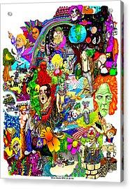 Epic 25  Acrylic Print