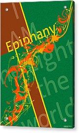 Epiphany Light Acrylic Print