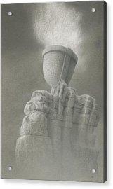 Epiphany Acrylic Print by Mark  Reep